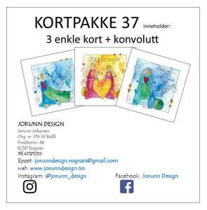 Bilde av Kortpakke 37