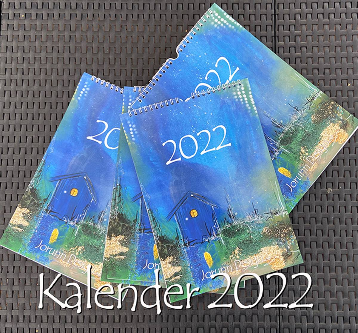 Kalender 2022 (Forhåndsbestilling)